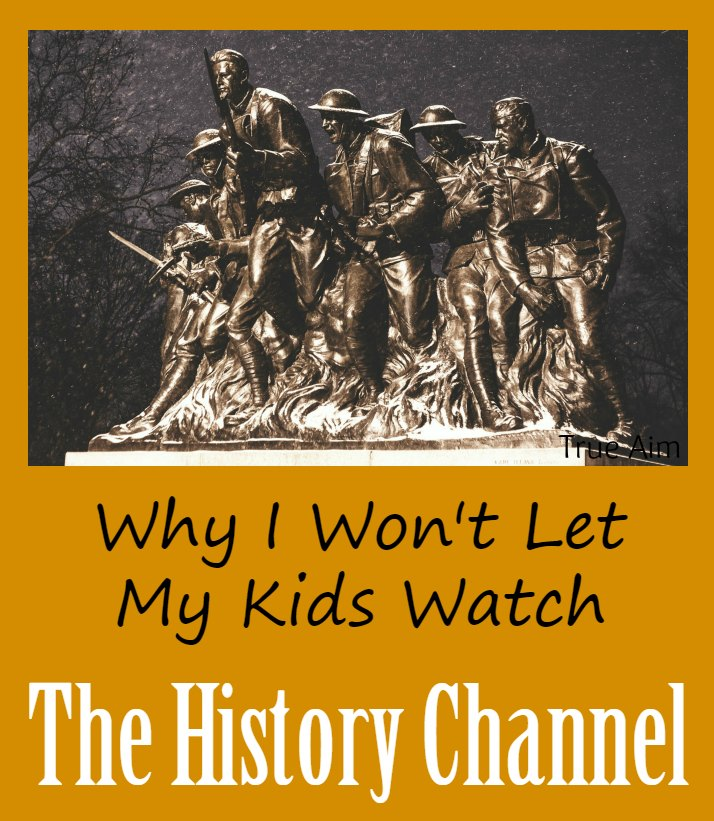What's wrong with the History Channel