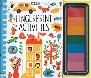 finger print activities