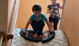 indoor rainy day activity for kids