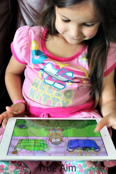 joy sprouts preschool app