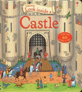 look inside castle