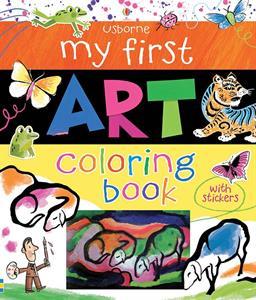 my first art book