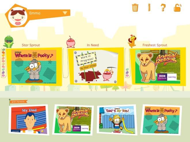 preschool learning app
