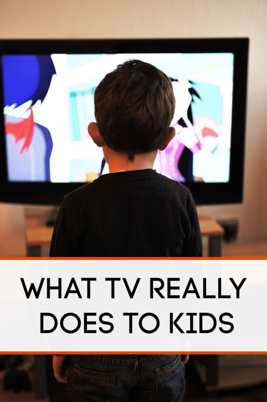 Is tv bad for kids? Find the facts!
