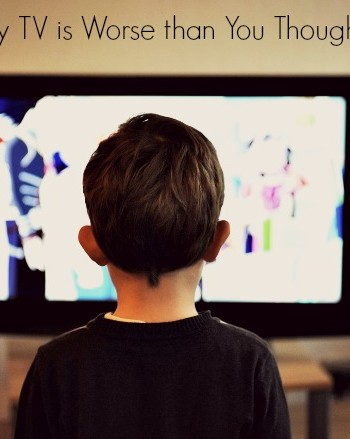 What's So Bad About Watching TV?