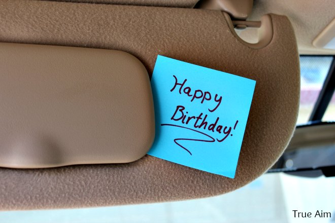 10 Ways to Make Your Husband Feel Special on His Birthday True Aim