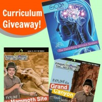 Giveaway! Homeschool Science Curriculum: The Electrifying Nervous System