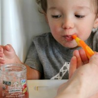 Giveaway! Why We Choose Organic Baby Food