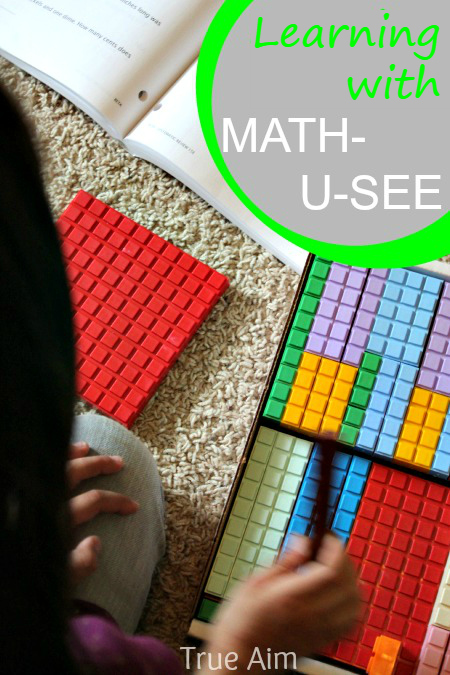 Learning with Math-U-See - One of the BEST Math Curriculum for homeschool