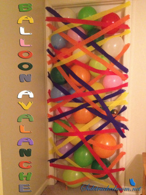 balloon door avalanche