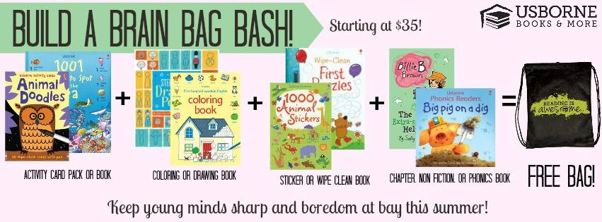 Build a summer brain bag bash