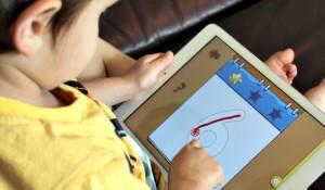 easy handwriting app for kids