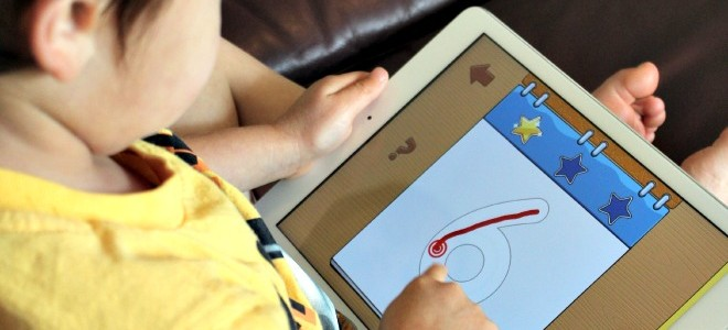 Giveaway! iTrace – The Best Handwriting App for Kids
