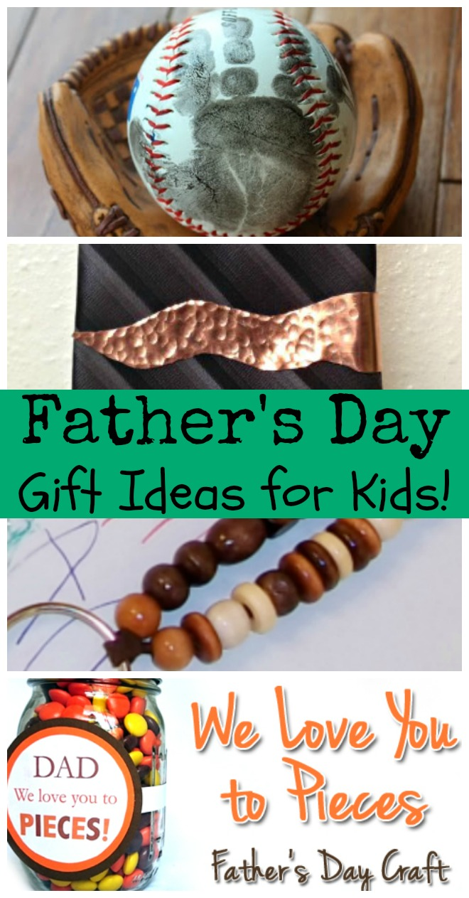 Simple Father's Day Ideas for Kids