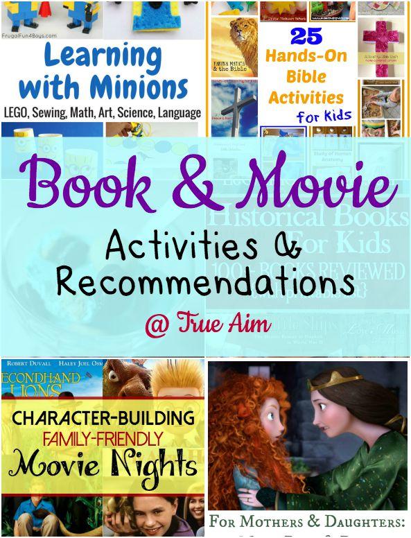 Book & Movie Acivities