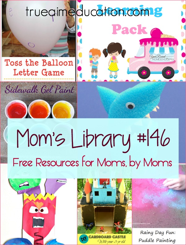 Mom's Library