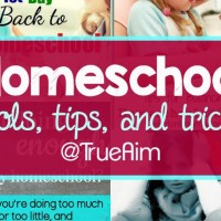 Homeschool Tips and Tricks and Mom's Library #151