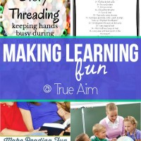 Making Learning Fun and Mom's Library #152