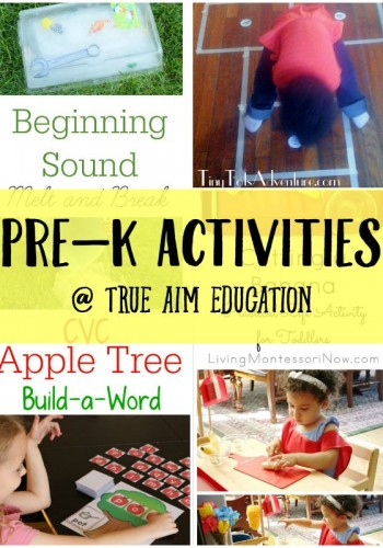 PreK Activities and Mom's Library #150