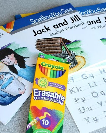 Spelling You See Homeschool Curriculum Review and Giveaway