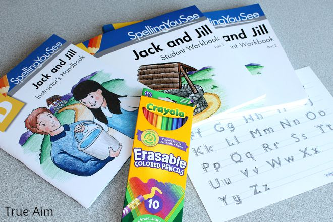 Spelling You See homeschool curriculum review