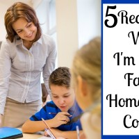 5 Reasons Why I'm Not a Fan of Homeschool Co-ops