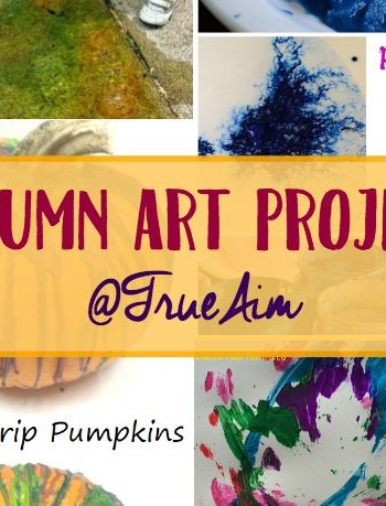 Autumn Art Projects and Mom's Library #158