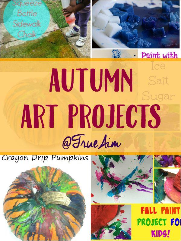Autumn Art Projects