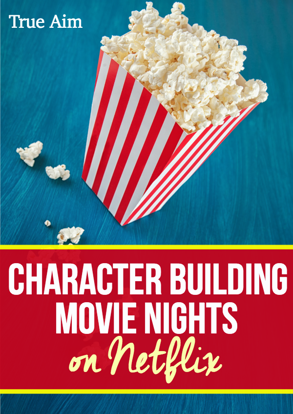 Charcter Building Movie Nights