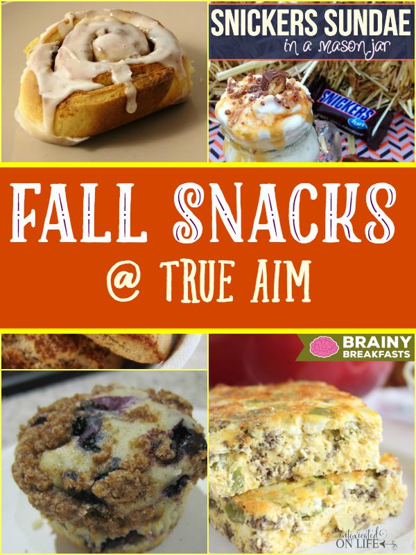 Fall Snacks