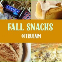 Fall Snacks and Mom's Library #157