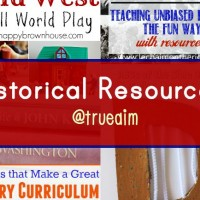 History Resources and Mom's Library #155