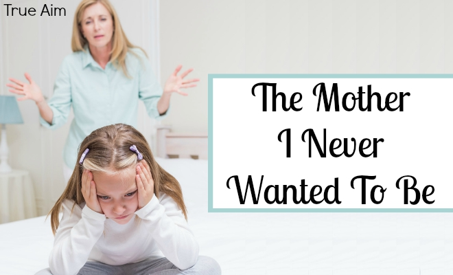 The Mother I Never Wanted To Be - By Misty Leask