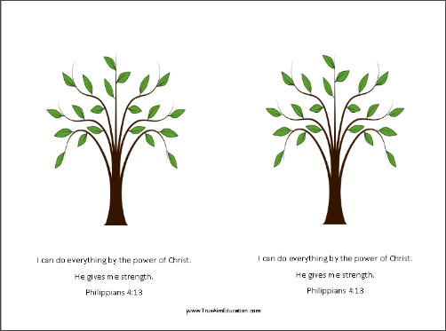 moses and the burning bush craft printable