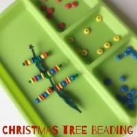 Christmas Tree Beading