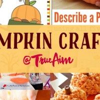 Pumpkin Crafts and Mom's Library #162