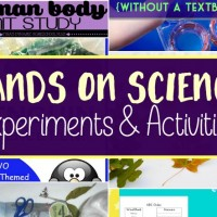 Science Experiments and Mom's Library #161