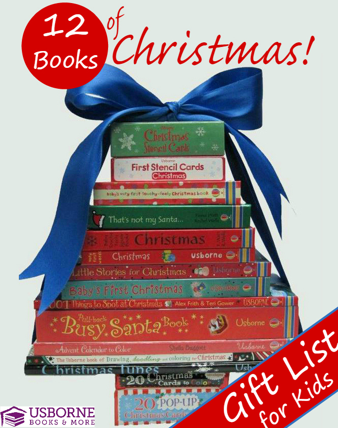 12 books of christmas usborne