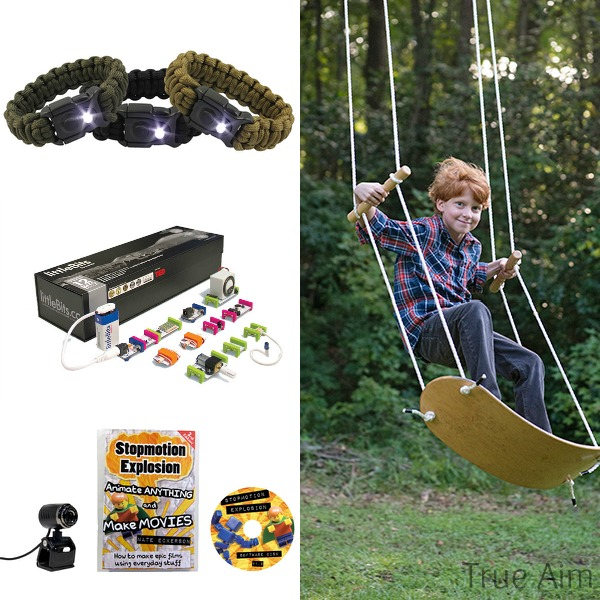 Epic adventure gifts for boys