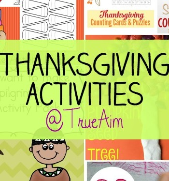 Thanksgiving and Mom's Library #163