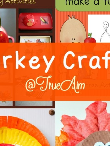 Turkey Crafts and Mom's Library #164