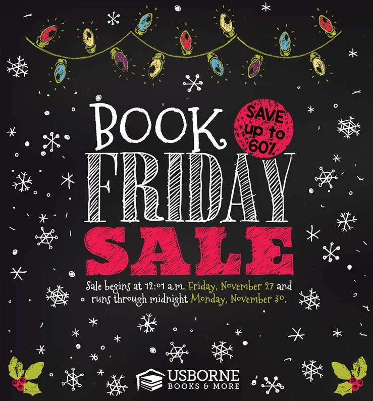 book sale black friday