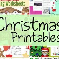 Free Christmas Printables and Moms Library #167