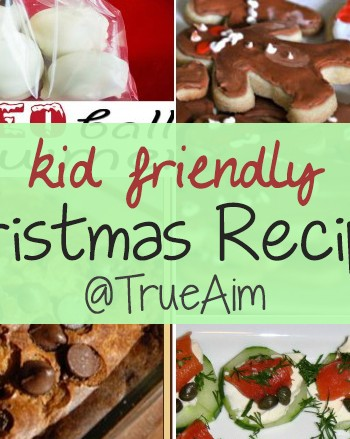 Kid-Friendly Christmas Recipes and Mom's Library #169