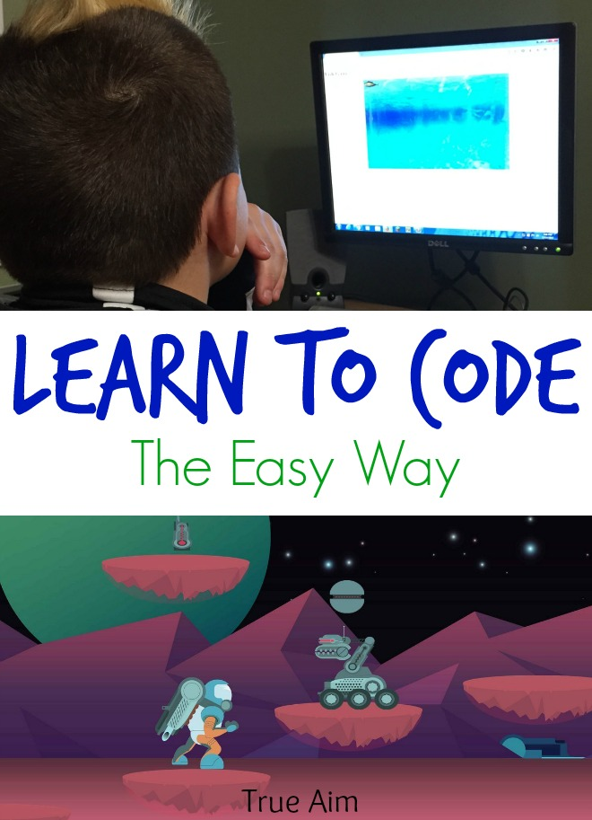Learn to Code the Easy Way! A simple program teaches