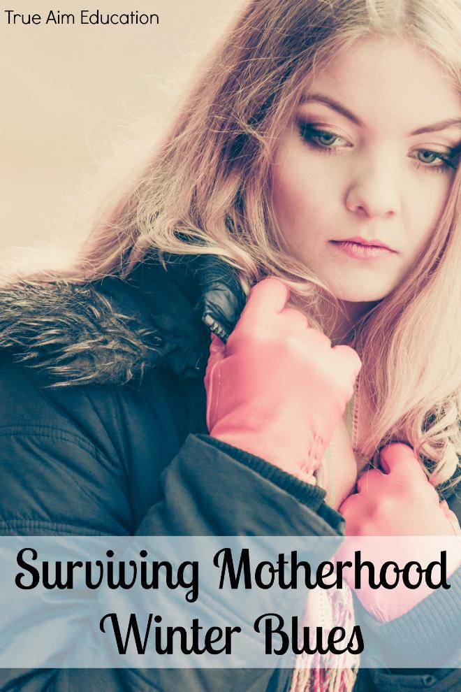 Surviving Motherhood Winter Blues - By Misty Leask