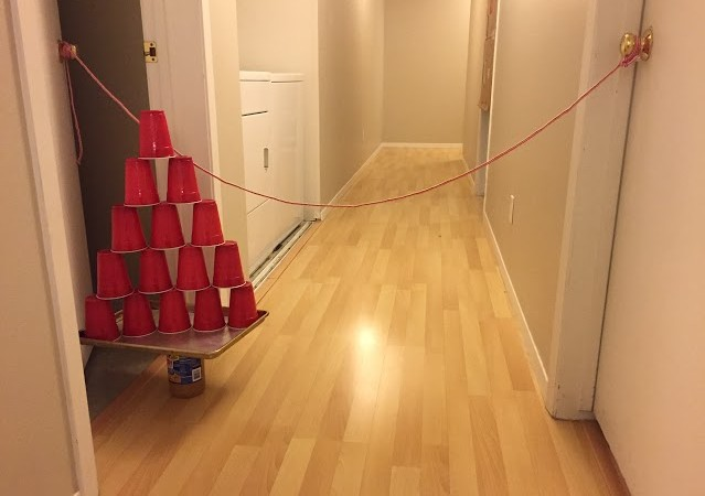 Fun New Tradition – The Christmas Trap