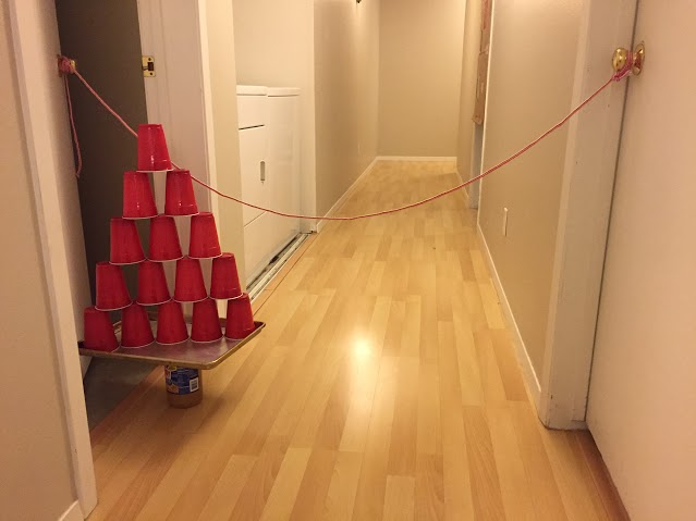 Trip Wire Christmas Trap Tradition