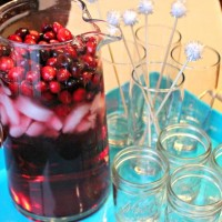 Non-Alcoholic New Year's Drink Recipe
