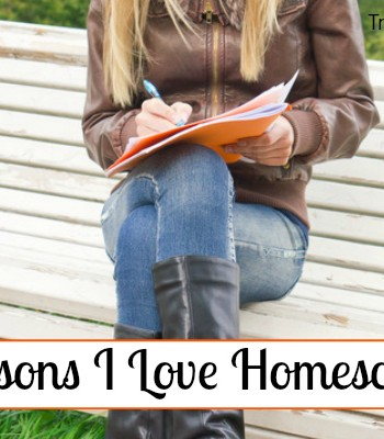 10 Reasons I Love Homeschooling